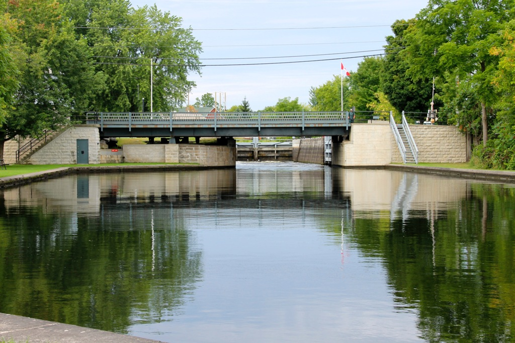 Merrickville Lockbasin