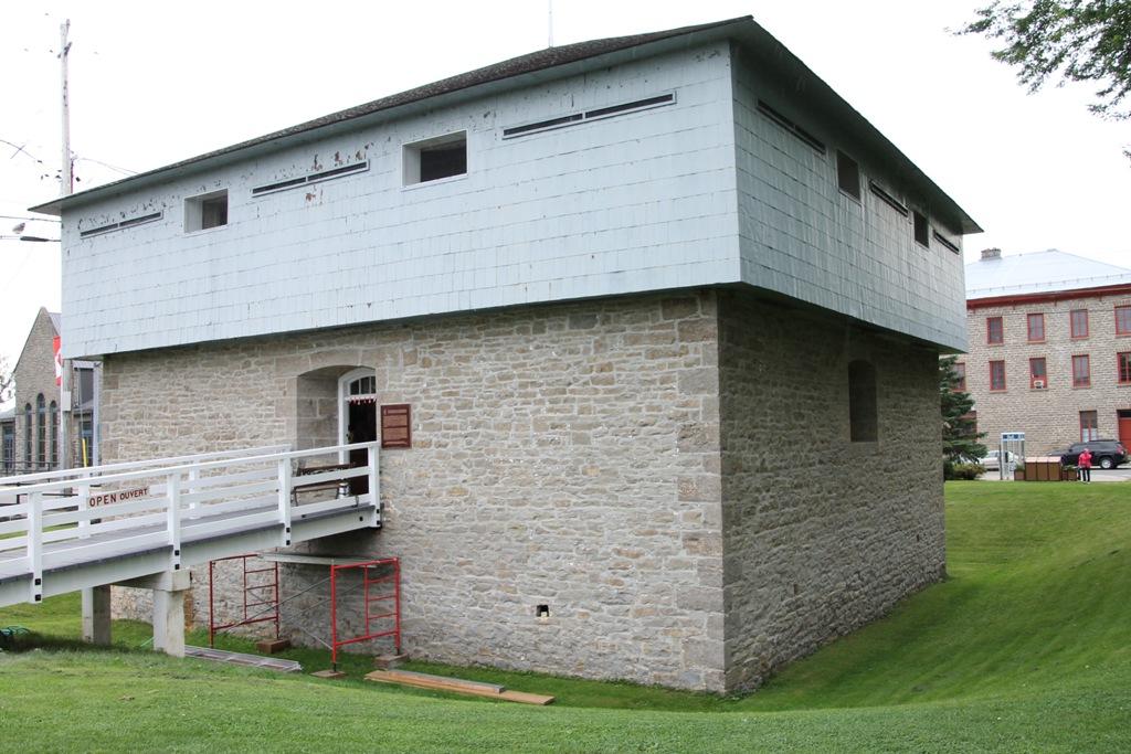 Merrickville Blockhouse