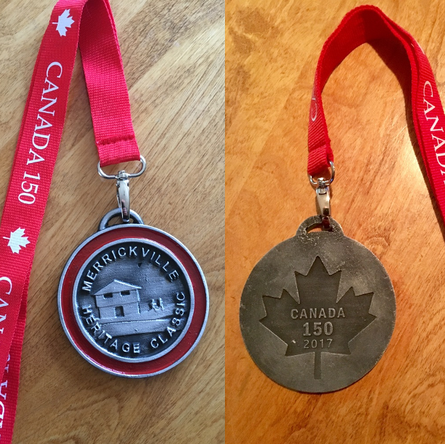 2017 Heritage Classic Medallion