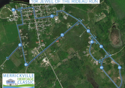 10K Route Overview