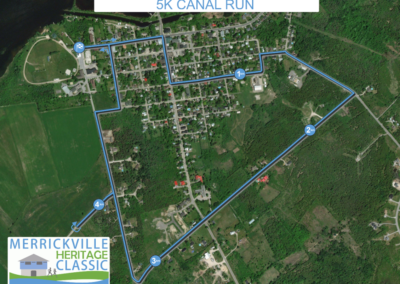 5K Route Overview