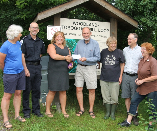 Merrickville District Trails Society Donation