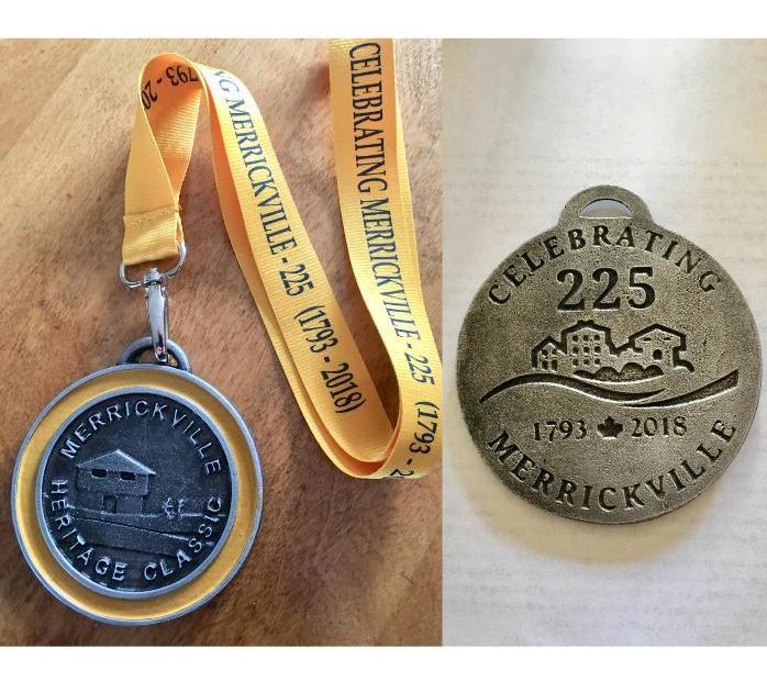 2018 Medallions