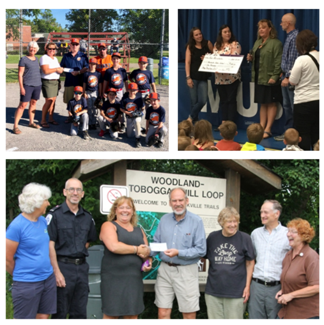 2019 – Supporting Local Activities